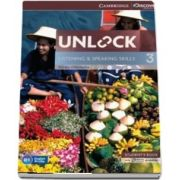 Unlock: Unlock Level 3 Listening and Speaking Skills Students Book and Online Workbook