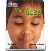 YOUR NOSE : Band 04/Blue
