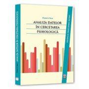 Analiza datelor in cercetarea psihologica (Florin A Sava)