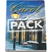 Curs de limba engleza - A Christmas Carol Reader with Activity Book and Audio CD (level 2)