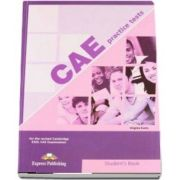 Curs de limba engleza - CAE Practice Tests 1 Students Book