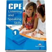 Curs de limba engleza - CPE Listening and Speaking Skills 1 Students Book