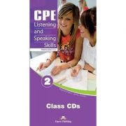 Curs de limba engleza - CPE Listening and Speaking Skills 2 Class Audio CDs (set 6 CD uri)
