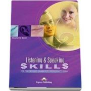 Curs de limba engleza - CPE Listening and Speaking Skills for Revised Cpe 2