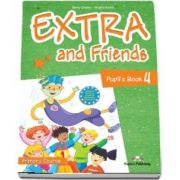 Curs de limba engleza - Extra and Friends 4 Pupils Book