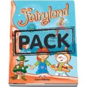 Curs de limba engleza - Fairyland Level 1 Student Pack ( Pupils Book and  Audio CD)