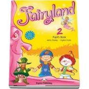 Curs de limba engleza - Fairyland Level 2 Pupils Book and Pupils Audio CD
