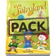 Curs de limba engleza - Fairyland Starter Students Book with CD