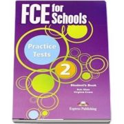 Curs de limba engleza - FCE for Schools 2 Students Book