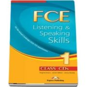 Curs de limba engleza - FCE Listening and Speaking Skills 1 Class Audio Cds