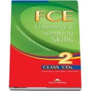 Curs de limba engleza - FCE Listening and Speaking Skills 2 Class Audio CDs