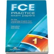 Curs de limba engleza - FCE Practice Exam Papers 1 Listening Class CDs (Set 10 CDuri)