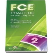 Curs de limba engleza - FCE Practice Exam Papers 2 Listening Class CDs (set 12 CDuri)