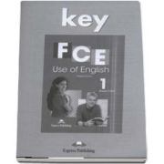 Curs de limba engleza - FCE Use of English 1 Answer Key