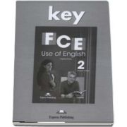 Curs de limba engleza - FCE Use of English 2 Answer Key