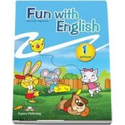 Curs de limba engleza - Fun with English 1 Primary Pupils Book
