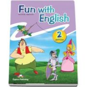 Curs de limba engleza Fun with English 2 Primary Pupils Book