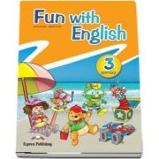 Curs de limba engleza - Fun with English 3 Primary Pupils Book