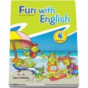 Curs de limba engleza - Fun with English 4 Primary Pupils Book