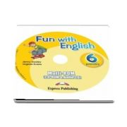 Curs de limba engleza - Fun with English 6 Primary multi ROM (CD Rom and Audio CD)
