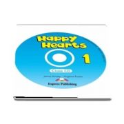 Curs de limba engleza - Happy Hearts 1 Class Audio CD