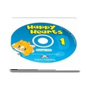 Curs de limba engleza - Happy Hearts 1 Songs CD