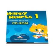 Curs de limba engleza - Happy Hearts 1 Teachers Resource CD Rom