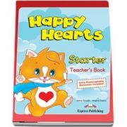 Curs de limba engleza - Happy Hearts Starter Teachers Book