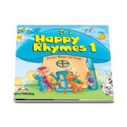 Curs de limba engleza - Happy Rhymes 1 Big Story Book