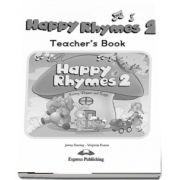 Curs de limba engleza - Happy Rhymes 2 Teachers Book