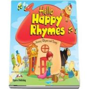 Curs de limba engleza - Hello Happy Rhymes Big Story Book
