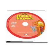 Curs de limba engleza - Hello Happy Rhymes DVD