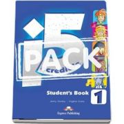 Curs de limba engleza - Incredible 5 Level 1 Students Book (with ieBook)