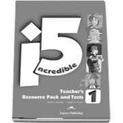 Curs de limba engleza - Incredible 5 Level 1 Teachers Resource Pack and Tests