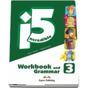 Curs de limba engleza - Incredible 5 Level 3 Workbook and Grammar Book