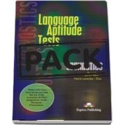 Curs de limba engleza - Language Aptitude Tests Lognostics Book with CD-ROM