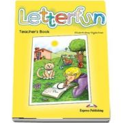 Curs de limba engleza - Letterfun Teachers Book