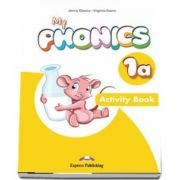 Curs de limba engleza - My Phonics 1A Activity Book