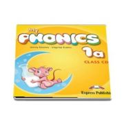 Curs de limba engleza - My Phonics 1A Class Audio CD