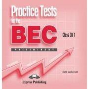 Curs de limba engleza - Practice Test For The Bec Preliminary Cd (set 5 CD)