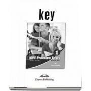 Curs de limba engleza - Practice Tests for CPE 1 Cambridge English: Proficiency Answer Key