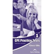 Curs de limba engleza - Practice Tests for CPE 1 Cambridge English: Proficiency Class Audio CDs (set 6 CD uri)