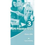 Curs de limba engleza - Practice Tests for CPE 3 Cambridge English: Proficiency Class Audio CDs (set 6 CD uri)