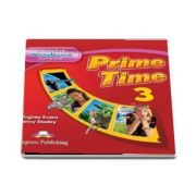Curs de limba engleza - Prime Time 3 Interactive Whiteboard Software