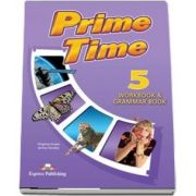 Curs de limba engleza - Prime Time 5 Workbook and Grammar Book