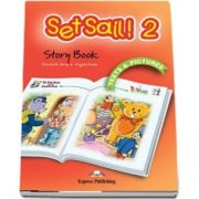 Curs de limba engleza - Set Sail 2 Story Book with CD