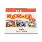Curs de limba engleza - Set Sail 3 DVD