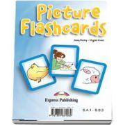 Curs de limba engleza - Set Sail 3 Picture Flashcards