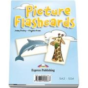 Curs de limba engleza - Set Sail 4 Picture Flashcards