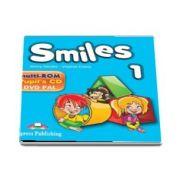 Curs de limba engleza - Smiles 1 Multi Rom
